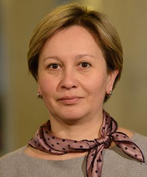 Ірина Подоляк, депутат ВРУ, Самопоміч